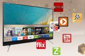 Hướng dẫn cơ bản các bước để kết nối Internet đối với Samsung Smart TV