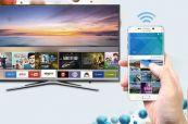 Cách nhập chữ, số nhanh bằng điện thoại khi điều khiển Smart TV Samsung