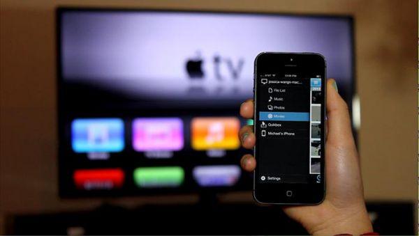 Hướng dẫn chiếu màn hình điện thoại iPhone lên TV Samsung không cần dây cáp