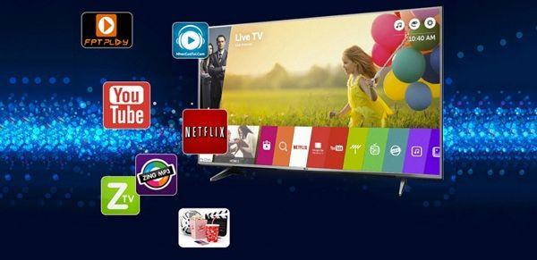 Hướng dẫn cách kết nối mạng trên TV LG cực kỳ đơn giản và chuẩn nhất