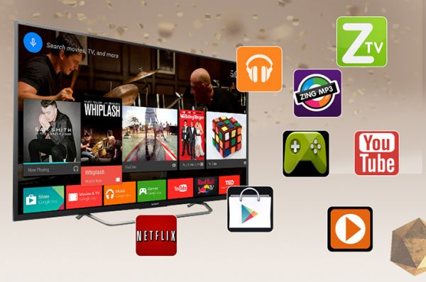Hướng dẫn cách trình chiếu hình ảnh từ điện thoại lên TV Samsung bằng Screen Mirroring