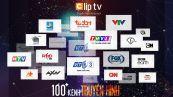 Đăng ký miễn phí ứng dụng Clip TV trên Samsung Smart TV