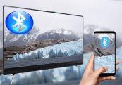 Hướng dẫn cơ bản cách phát nhạc từ điện thoại lên Samsung Smart TV bằng bluetooth
