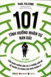 Ebook: 101 Tình huống nhân sự nan giải