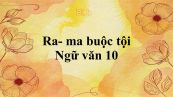 Ra- ma buộc tội (trích Ra- ma- ya- na- sử thi Ấn độ)