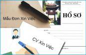 Hướng dẫn cách viết hồ sơ xin việc cho Thông dịch viên tiếng Nhật