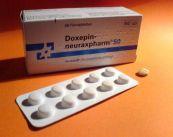 Thuốc Doxepin - Điều trị các vấn đề về tinh thần, tâm trạng