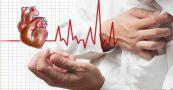 Giả nhồi máu cơ tim vùng sau dưới trên điện tâm đồ