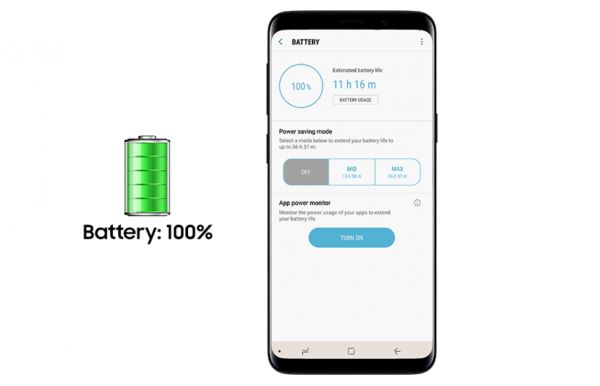 7 thủ thuật làm tăng tuổi thọ của pin trên điện thoại Samsung mà bạn cần biết