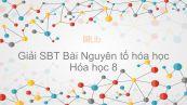 Giải SBT Hóa 8 Bài 5