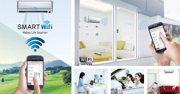 Hướng dẫn điều khiển máy lạnh Panasonic bằng smartphone