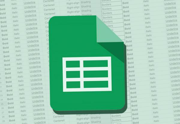 Hướng dẫn cách phóng to và thu nhỏ và tạo thư mục trong Google Sheets