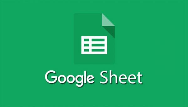 Hướng dẫn một số thủ thuật Google Sheets cho người mới bắt đầu