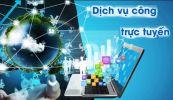 Tìm hiểu dịch vụ công trực tuyến