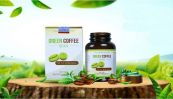Green Coffee Bean - Viên giảm cân an toàn cho sức khỏe