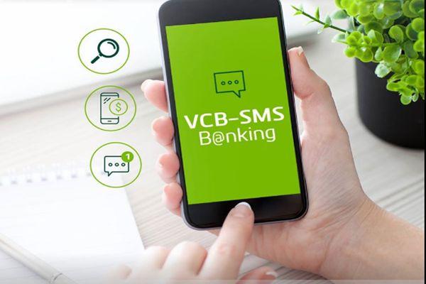 Hướng dẫn cách đăng ký hoặc huỷ SMS Banking Vietcombank