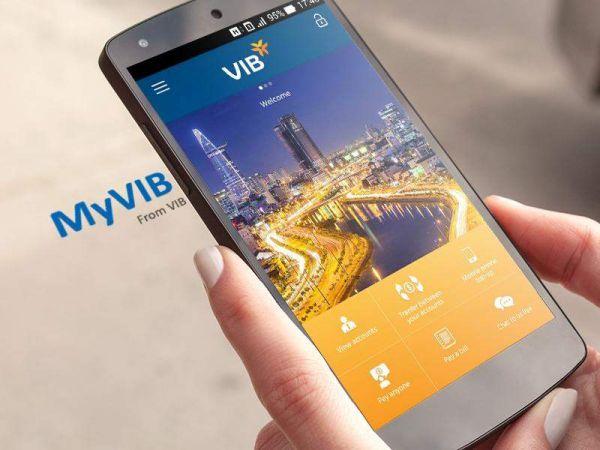 Hướng dẫn cách đăng nhập MyVIB trên điện thoại