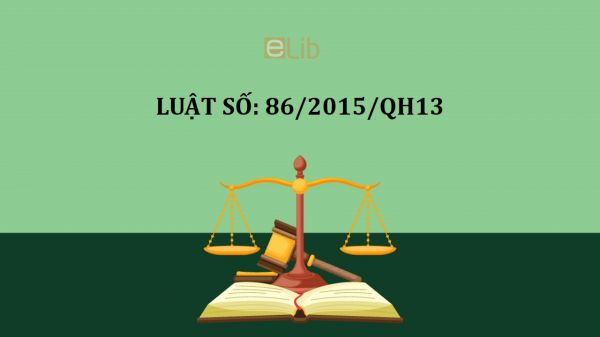 Luật an toàn thông tin mạng số 86/2015/QH13