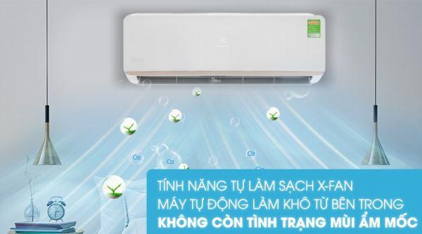 Hướng dẫn sử dụng điều khiển máy lạnh Electrolux ESM12CRF-D4