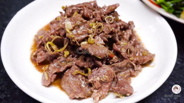 Cách làm món thịt bò xào sả ớt thơm ngon tại nhà