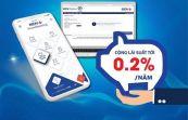 Hướng dẫn cách gửi tiết kiệm online BIDV