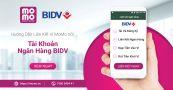 Hướng dẫn cách sử dụng ví Momo của BIDV