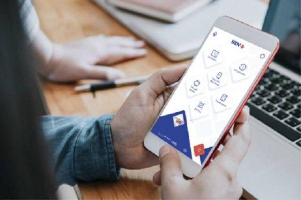 Hướng dẫn chuyển tiền BIDV trên điện thoại bằng ứng dụng BIDV Smart Banking