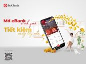 Hướng dẫn gửi tiết kiệm online SeABank