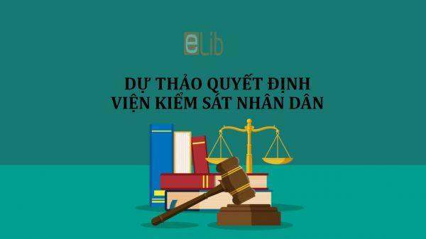 Dự thảo quyết định về yêu cầu bồi thường của nhà nước trong hoạt động tố tụng hình sự
