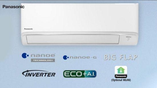 Những công nghệ nổi bật trên máy lạnh Panasonic năm 2020
