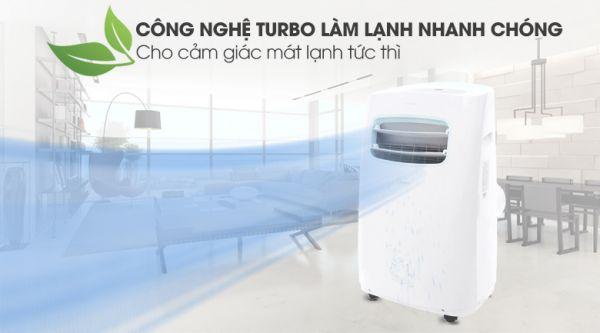 Hướng dẫn vệ sinh lưới lọc máy lạnh di động mini Midea