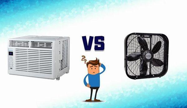 Lợi ích bật quạt khi dùng điều hòa để tiết kiệm điện