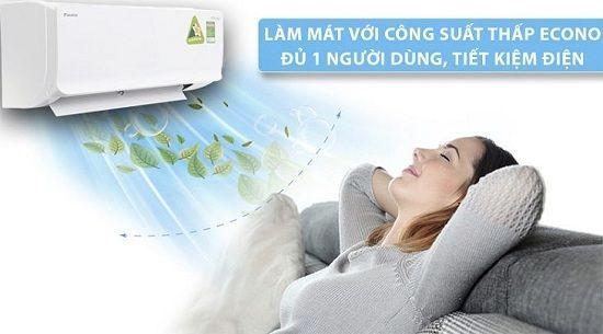 Các chế độ trên máy lạnh giúp tiết kiệm điện không phải ai cũng biết