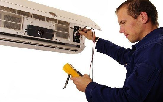 Nguyên nhân và cách khắc phục khi máy lạnh bị nhiễm điện từ