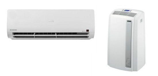 Những ưu - nhược điểm của máy lạnh mini di động và máy lạnh treo tường