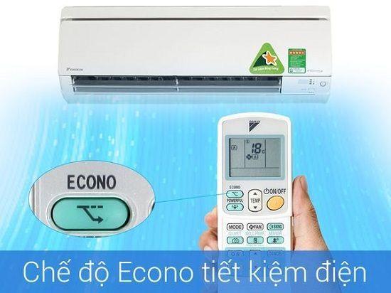 Các tính năng của máy lạnh cực hữu ích mùa nóng dễ bị lãng quên