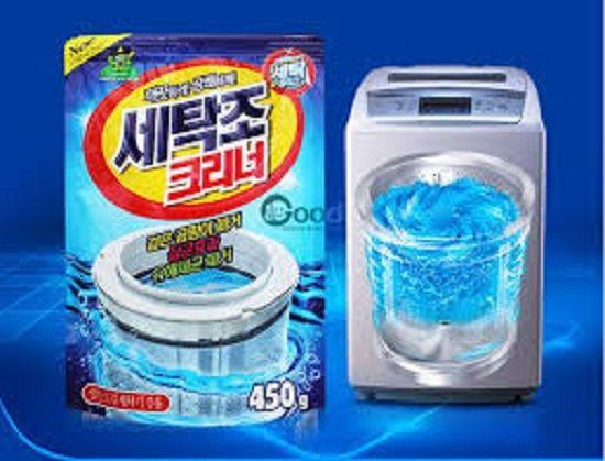 Bột tẩy vệ sinh lồng máy giặt có thực sự hiệu quả?