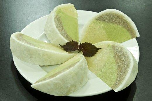 Cách làm món kem miếng dừa ngon độc lạ