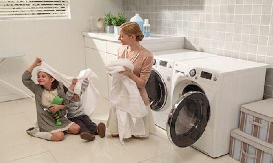 Biện pháp khử mùi hôi trên quần áo và máy giặt