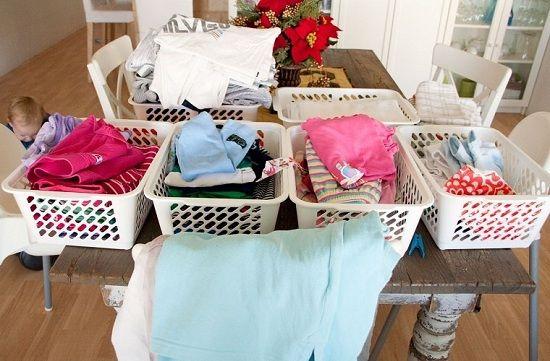 Những thói quen giặt chung quần áo sẽ khiến bạn hối hận