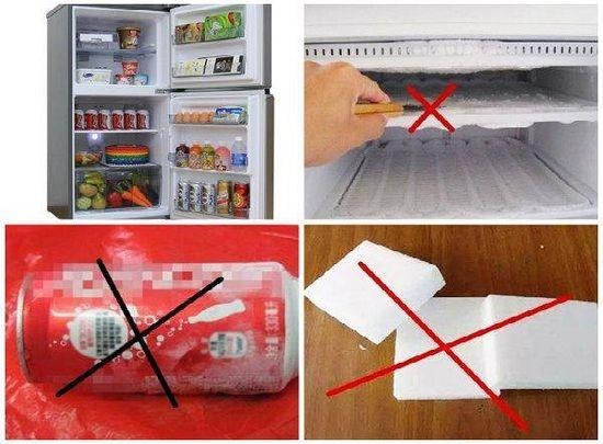 Những thứ không nên bỏ vào ngăn đá tủ lạnh nếu không muốn nó phát nổ
