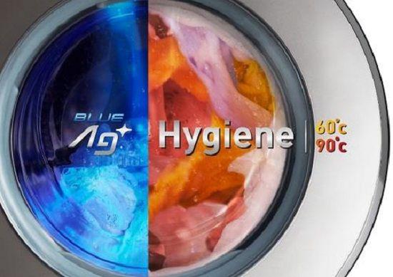 Tính năng vượt trội của Công nghệ Blue Ag+ diệt khuẩn