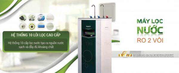 Những lưu ý cần thiết khi sử dụng máy lọc nước an toàn và hiệu quả