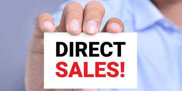Bán hàng trực tiếp Direct Sales là gì?