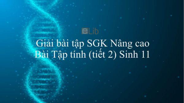 Giải bài tập SGK Sinh học 11 Nâng Cao Bài 31: Tập tính (tiết 2)