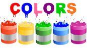 Từ vựng tiếng Anh về màu sắc