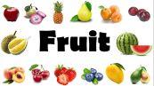 Từ vựng tiếng Anh về trái cây