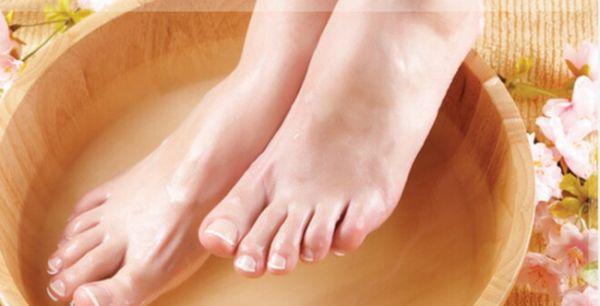 Tổng hợp một số công thức mặt nạ cho da chân tại nhà