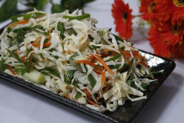 Hướng dẫn cách làm dưa bắp cải muối chua ăn kèm đơn giản tại nhà