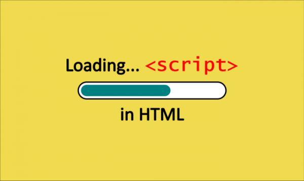 Thẻ Script trong HTML